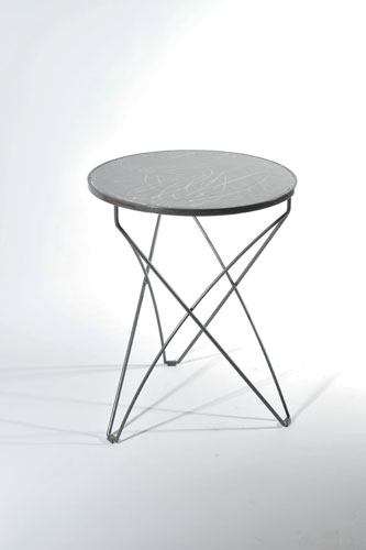 Table diam. 60 cm